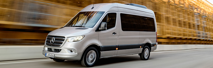 Mercedes-Benz Alternative Lease Furgonetas Mercedes-Benz